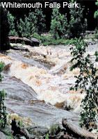 Whitemouth Falls Park image