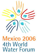 4th World Water Forum logo
