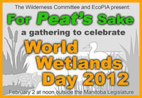 Internation Wetlands Day logo