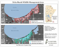 Delta Marsh Wildlife Management Area