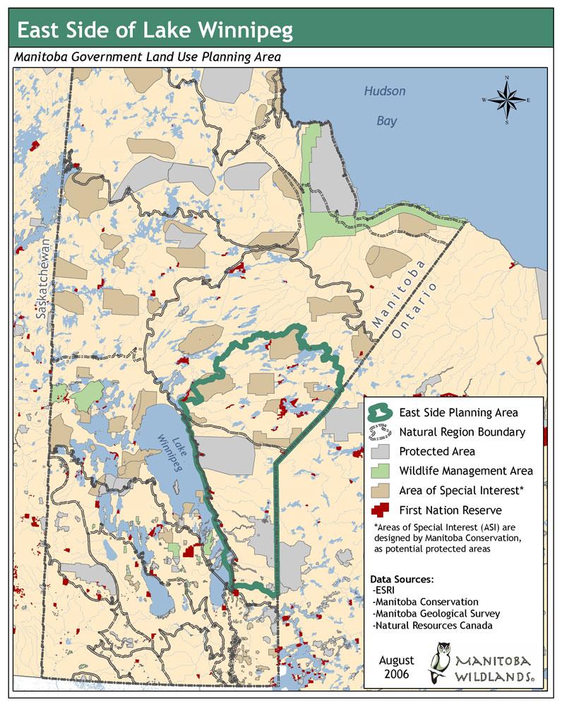 Manitoba Wildlands Public Lands