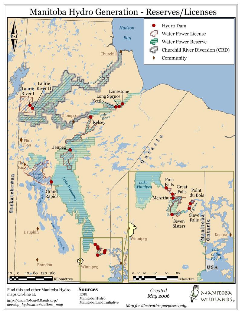 Manitoba Development and Industry